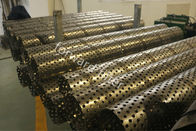 Chine Durable Sand Control Screens Mesh For Oil & Gas Industry , Perforated Stainless Steel Pipe usine